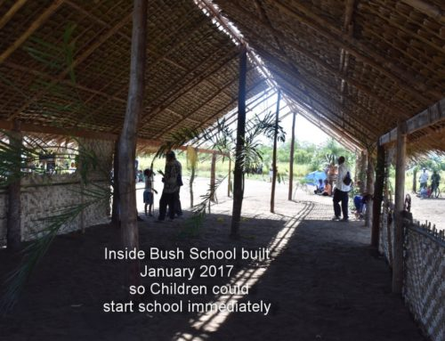 Video of New School Initiative by OFFL at village of Kivoro-Poe